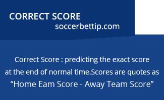 Correct Score Betting, Correct Score Predictions, Correct